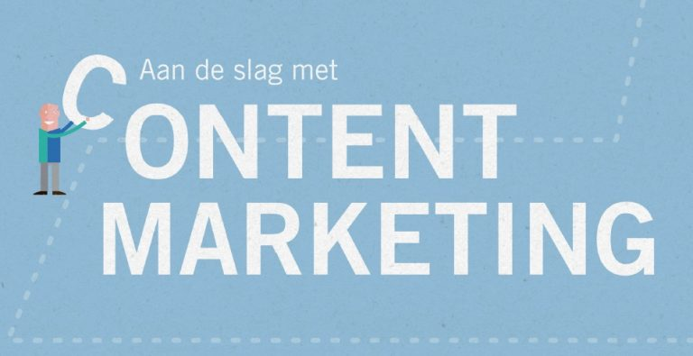 E-book aan de slag met content marketing